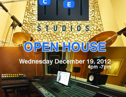 CREW Open House this Wednesday